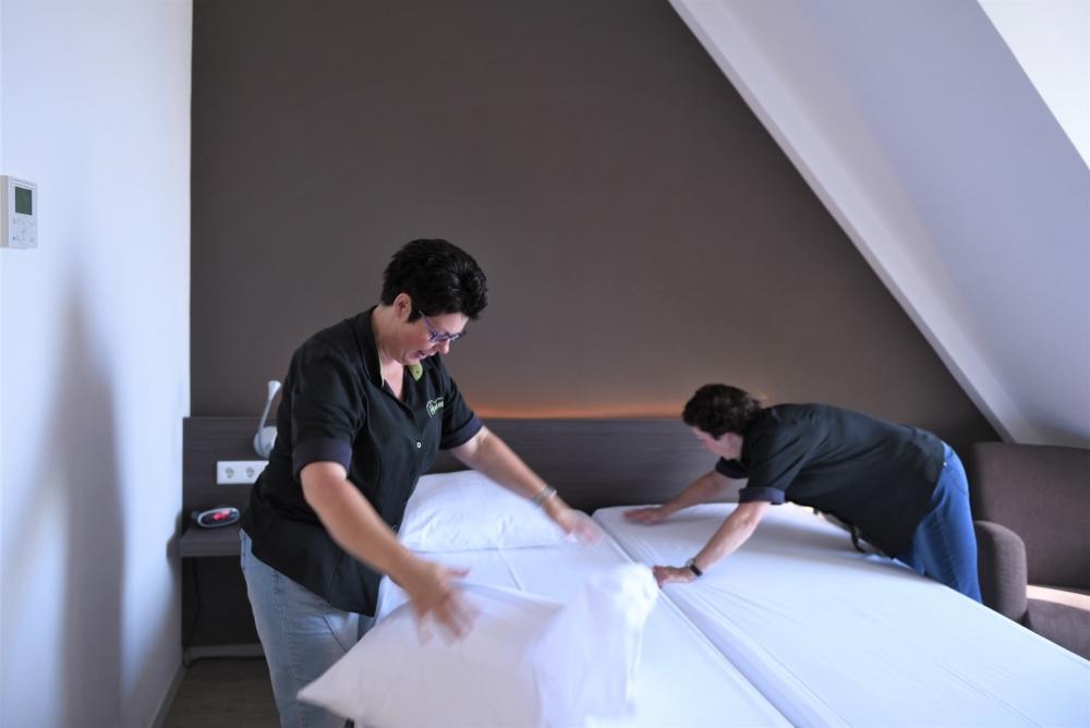hotel wijchen housekeeping