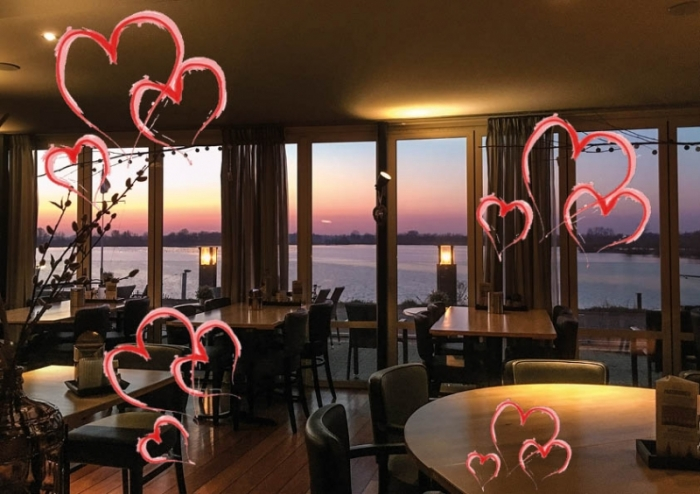 restaurant wijchen valentijnsdag