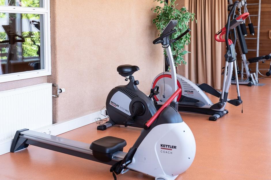 fitness hotel wijchen